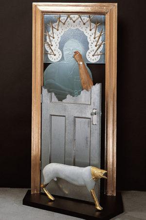 Keinholz and the No Name Dog, Dennos Museum, Traverse City, MI